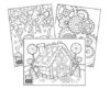 Patterns and Graphics Coloring Page Bundle