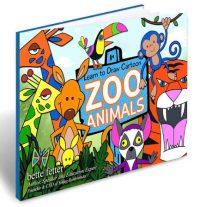 Cartoon Zoo Animals eBook