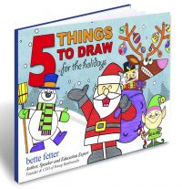5 Things to Draw for the Holidays eBook