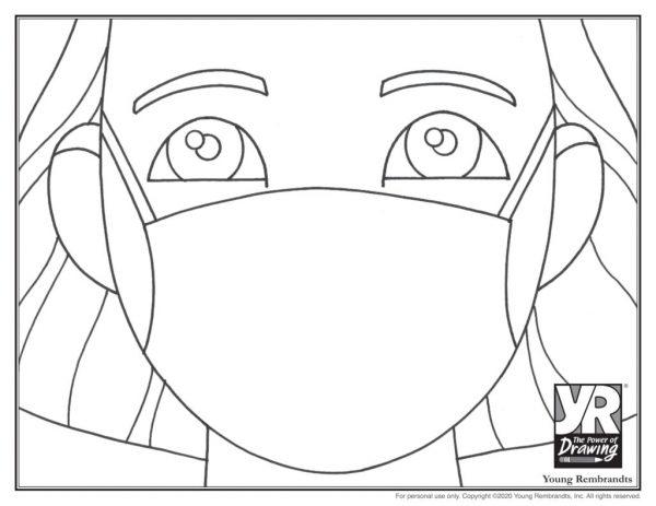 Emily mask-coloringpage.BW