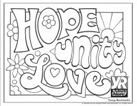 hope, unity, love, inclusion,