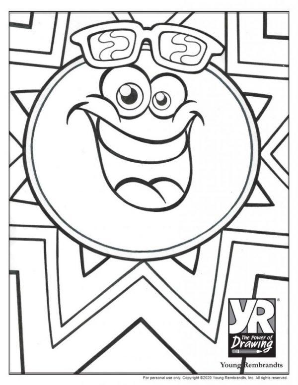 Sun-coloringpage-BW